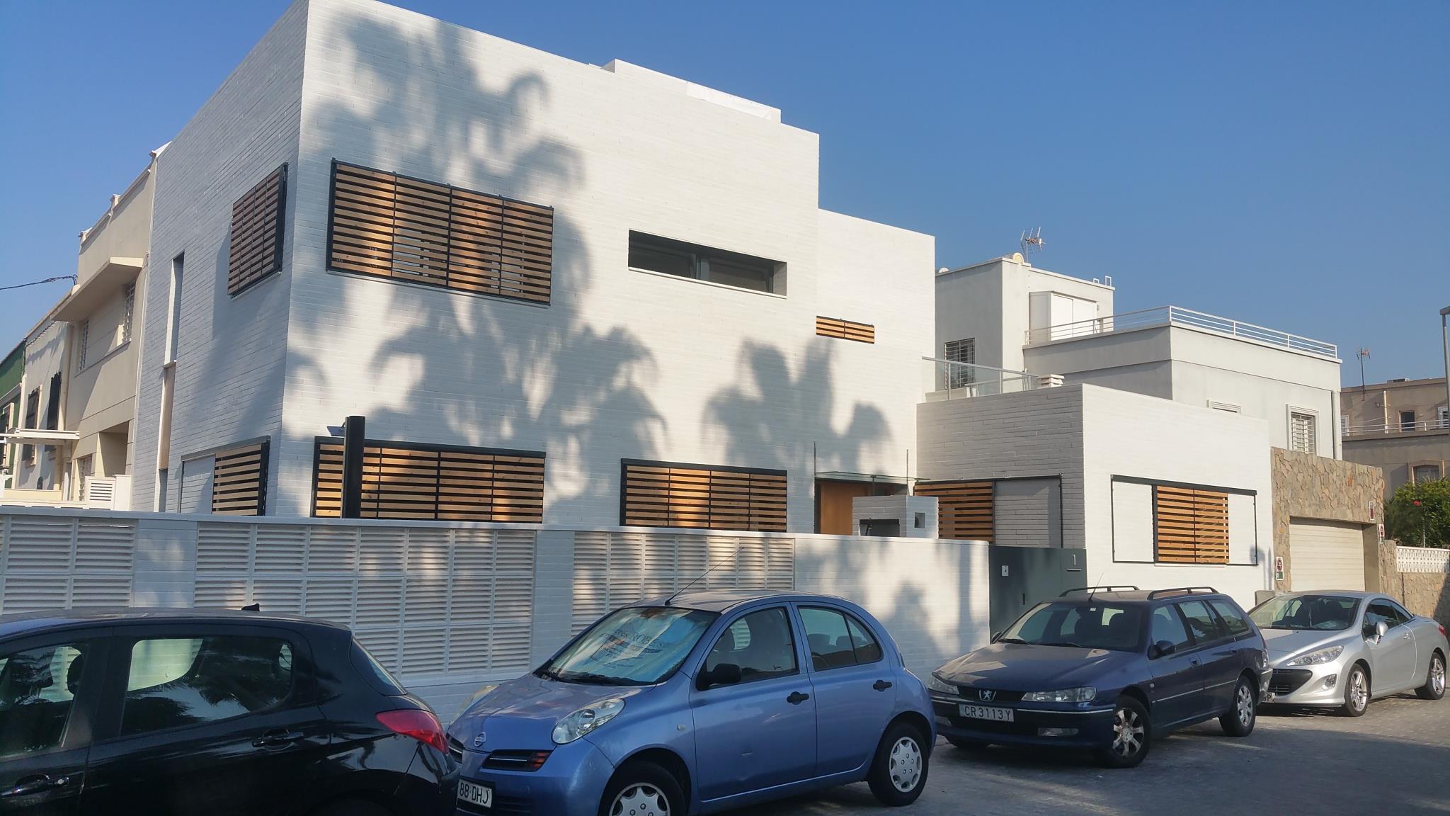 Vivienda unifamiliar en ciudad jard n almer a aguaema for Casa ciudad jardin almeria